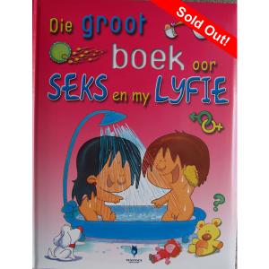 die groot boek oor seks en my lyfie, hemel en see boeke, afrikaanse boeke